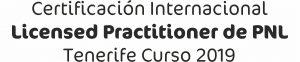 Curso Certificación Practitioner PNL Tenerife 2019