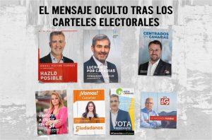 el mensaje oculta tras los carteles electorales – ser brillante