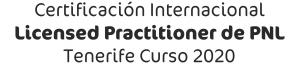 certificacion pnl